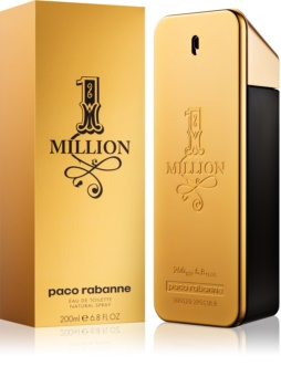Paco Rabanne 1 Million toaletna voda za muškarce 200 ml