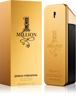 49a3c2feec Paco Rabanne 1 Million eau de toilette para homens 100 ml