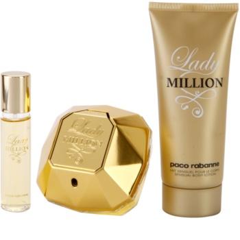 Paco Rabanne Lady Million Gift Set  XXIII.