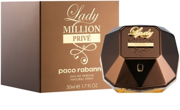 Paco Rabanne Lady Million Privé eau de parfum pentru femei 50 ml
