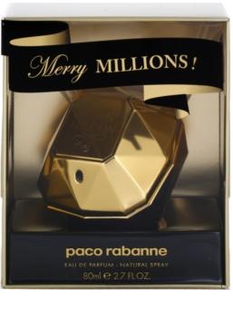 Paco Rabanne Lady Million Merry Millions eau de parfum nőknek 80 ml