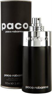 Paco Rabanne Paco Eau de Toilette unissexo 100 ml