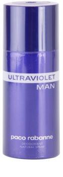 Paco Rabanne Ultraviolet Man Deo-Spray für Herren 150 ml