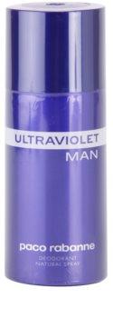 Paco Rabanne Ultraviolet Man deospray pro muže 150 ml