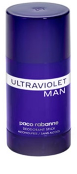 Paco Rabanne Ultraviolet Man Deodorant Stick for Men 75 ml