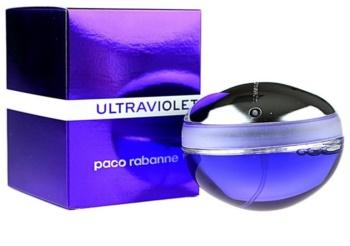 Paco Rabanne Ultraviolet parfémovaná voda pro ženy 80 ml