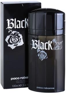 Paco Rabanne Black XS  Eau de Toilette für Herren 100 ml