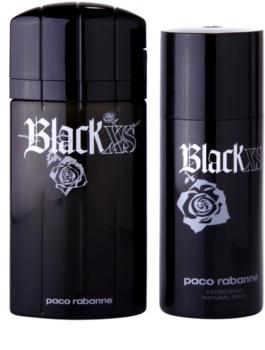Paco Rabanne Black XS  Gift Set III