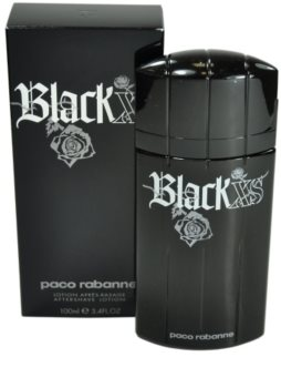 Paco Rabanne Black XS  lozione after shave per uomo 100 ml