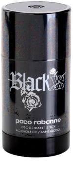 Paco Rabanne Black XS dédorant stick pour homme 75 ml