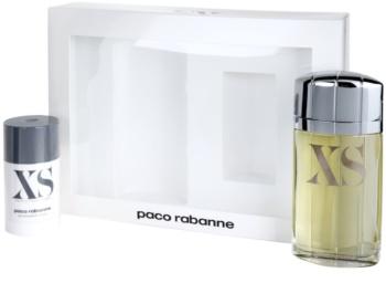 Paco Rabanne XS pour Homme coffret cadeau II.