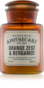 Paddywax Apothecary Orange Zest & Bergamot Duftkerze  226 g