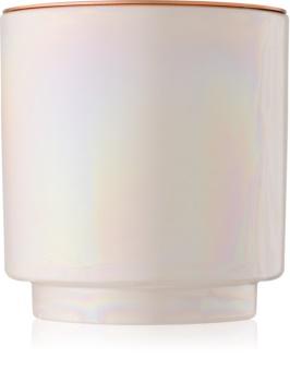 Paddywax Glow Cotton & Teak vela perfumada  481 g