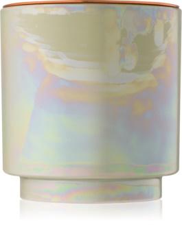 Paddywax Glow White Woods & Mint vonná sviečka 481 g