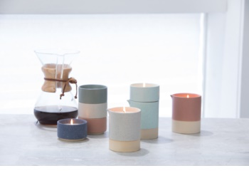 Paddywax Mesa Cotton & Teak Scented Candle 99 g