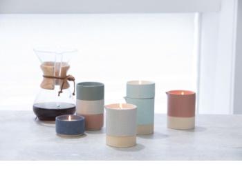 Paddywax Mesa Cotton & Teak vonná sviečka 99 g
