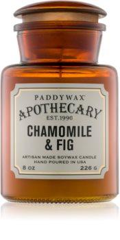Paddywax Apothecary Chamomile & Fig lumânare parfumată  226 g