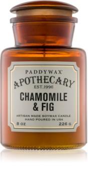 Paddywax Apothecary Chamomile & Fig vela perfumada  226 g