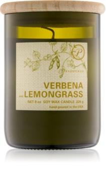 Paddywax Eco Green Verbena & Lemongrass vonná svíčka 226 g