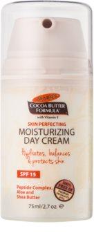 Palmer's Face & Lip Cocoa Butter Formula hydratační denní krém SPF15