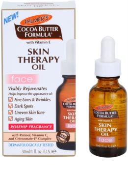 Palmer's Face & Lip Cocoa Butter Formula pflegendes Öl gegen Hautalterung