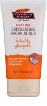 Palmer's Face & Lip Cocoa Butter Formula peeling suave de pele