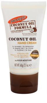 Palmer's Hand & Body Coconut Oil Formula creme hidratante para mãos