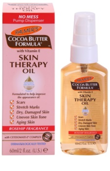 Palmer's Palmer's Hand & Body Cocoa Butter Formula Multi-Function Dry Face and Body Oil with Rosehip Aroma