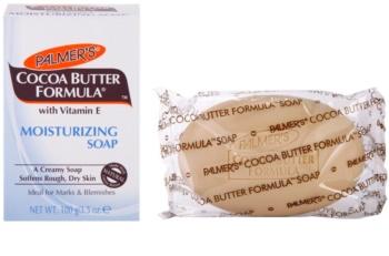 Palmer's Hand & Body Cocoa Butter Formula jabón con textura de crema con efecto humectante