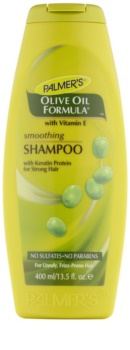 Palmer's Hair Olive Oil Formula изправящ шампоан с кератин