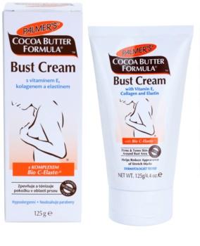Palmer's Pregnancy Cocoa Butter Formula zpevňující krém na poprsí pro ženy po porodu