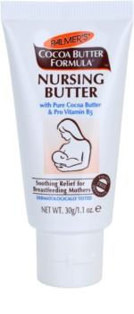 Palmer's Pregnancy Cocoa Butter Formula nährende Butter für die Brustwarzen stillender Mütter