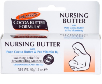 Palmer's Pregnancy Cocoa Butter Formula Nourishing Butter on the Nipples for Breastfeeding Women