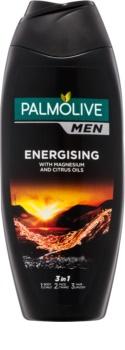 Palmolive Men Energising sprchový gél pre mužov 3v1