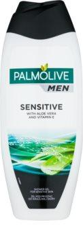 Palmolive Men Sensitive żel pod prysznic dla mężczyzn