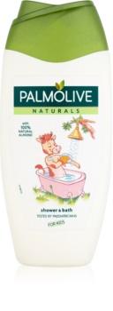 Palmolive Naturals Kids Dusch- und Badgel für Kinder