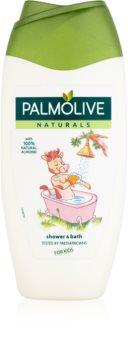 Palmolive Naturals Kids gel de ducha y baño para niños