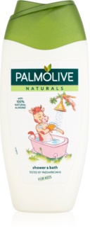 Palmolive Naturals Kids sprchový a kúpeľový gél pre deti