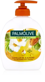 Palmolive Naturals Camellia Oil & Almond tekuté mydlo na ruky