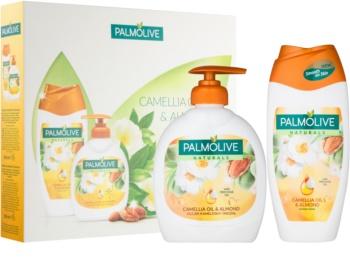 Palmolive Naturals Camellia Oil & Almond kosmetická sada II.