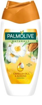 Palmolive Naturals Camellia Oil & Almond gel-crema de dus