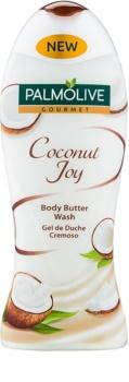 Palmolive Gourmet Coconut Joy sprchové máslo