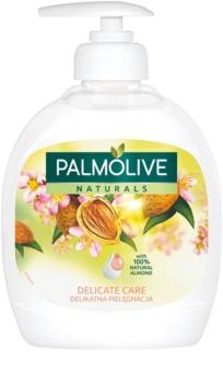 Palmolive Naturals Delicate Care sabão liquido para mãos com doseador