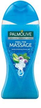 Palmolive Aroma Sensations Feel The Massage sprchový gel s peelingovým efektem