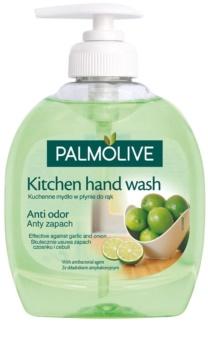 Palmolive Kitchen Hand Wash Anti Odor mýdlo na ruce pro odstranění nepříjemného zápachu po vaření