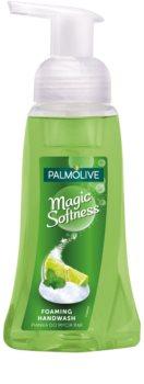 Palmolive Magic Softness Lime & Mint pěnové mýdlo na ruce