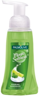 Palmolive Magic Softness Lime & Mint sabonete em espuma para as mãos