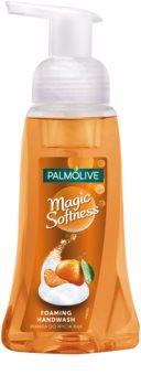 Palmolive Magic Softness Mandarine sabonete em espuma para as mãos