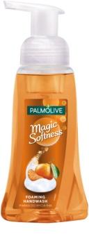Palmolive Magic Softness Mandarine Schaumseife zur Handpflege