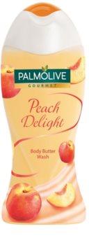 Palmolive Gourmet Peach Delight sprchové máslo